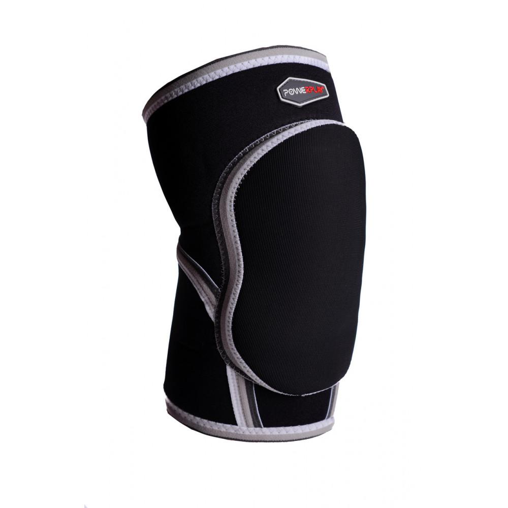 Наколенник спортивный PowerPlay 4104 (1шт) Черный S M