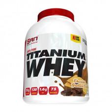 100% Pure Titanium Whey (2,25 kg, strawberry)