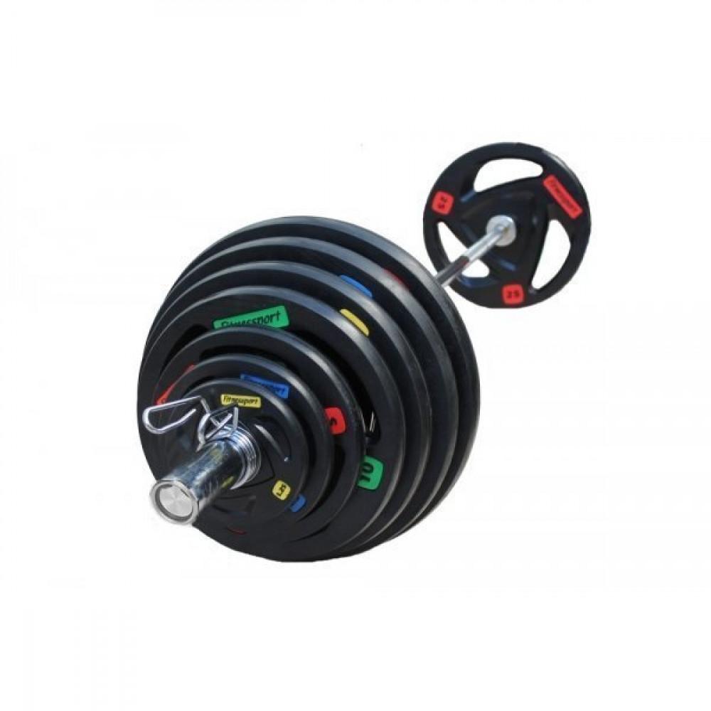 Штанга профессиональная RN Sport 100 кг
