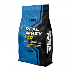 Real Whey 100 (2 kg, salted caramel)
