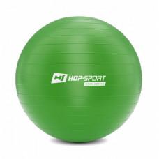 Фитбол Hop-Sport 55cm HS-R065YB green + насос
