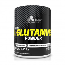 L-Glutamine (250 g, unflavored)