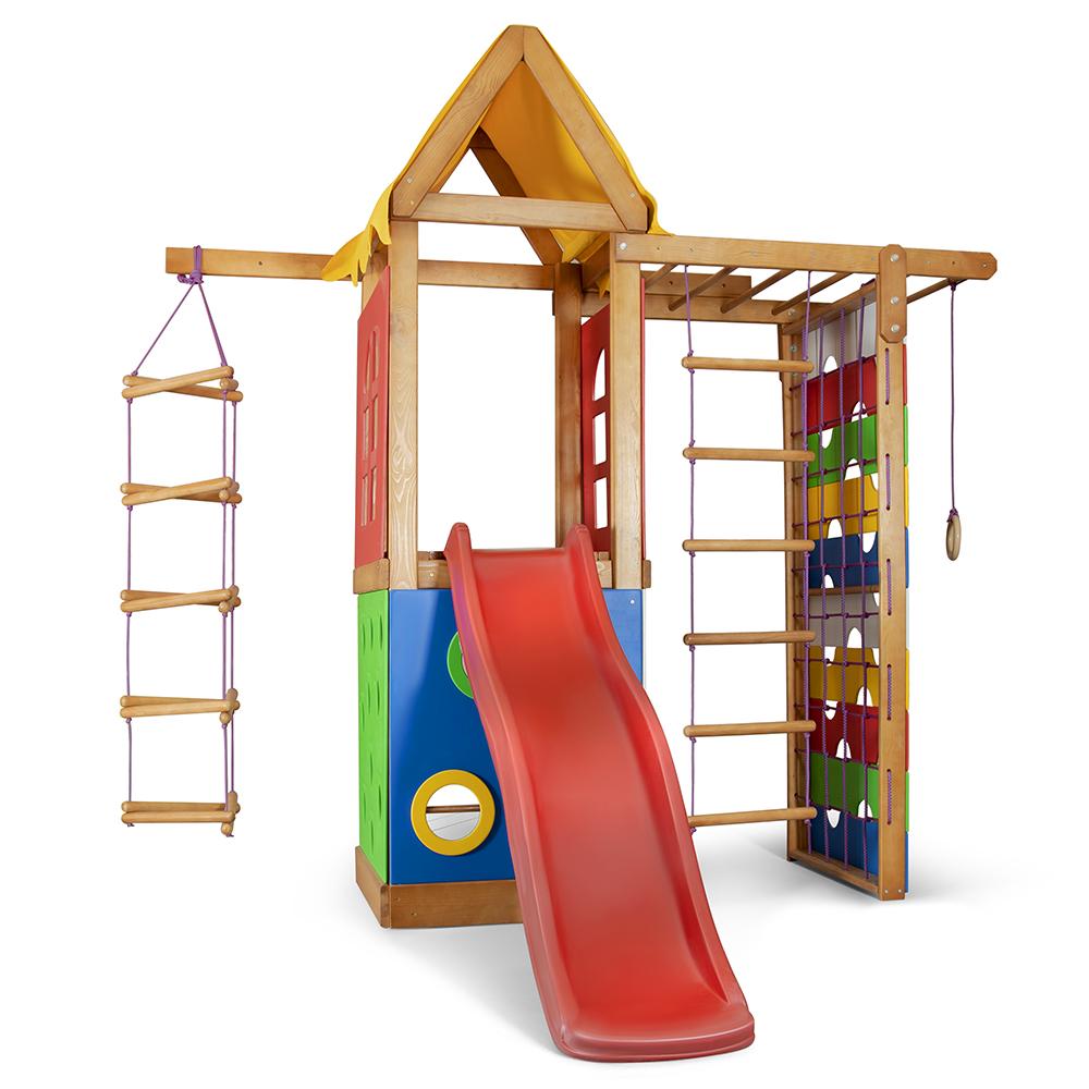 Детский игровой комплекс Babyland-28