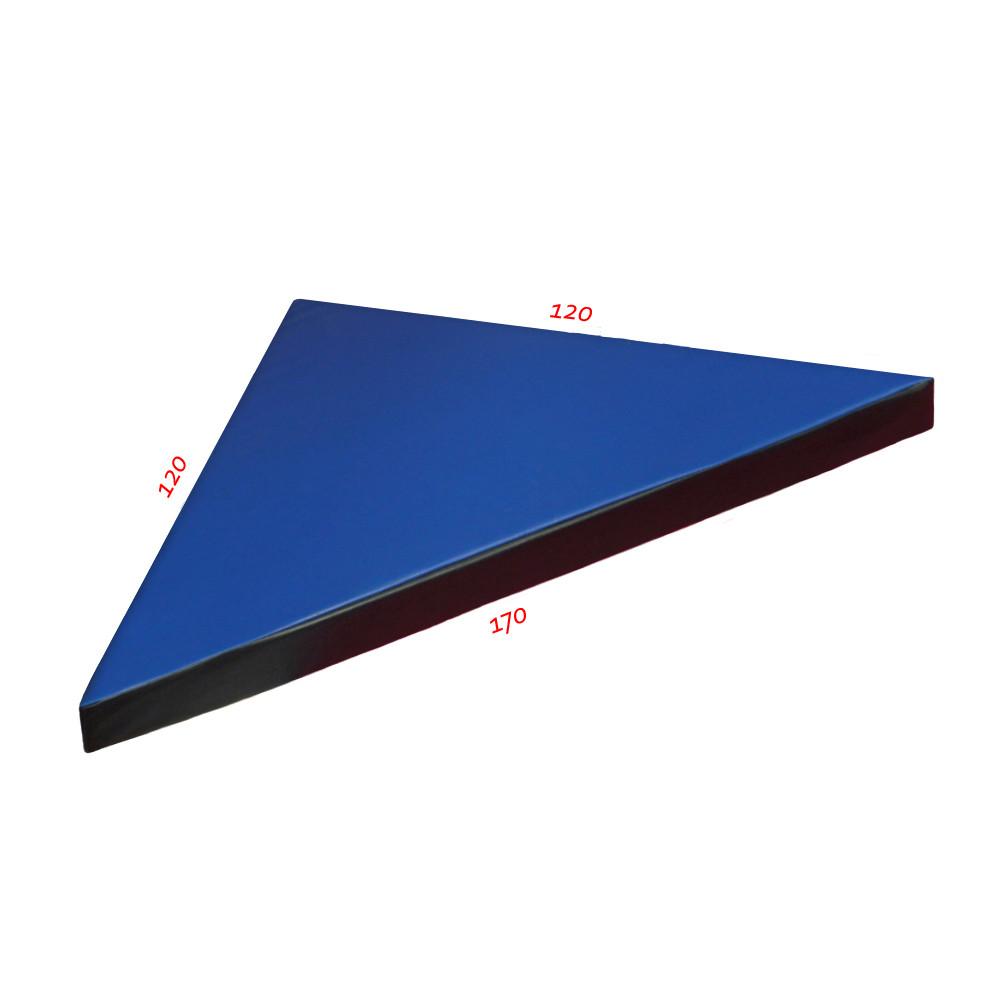 Мат гимнастический «Угловой 120х170»