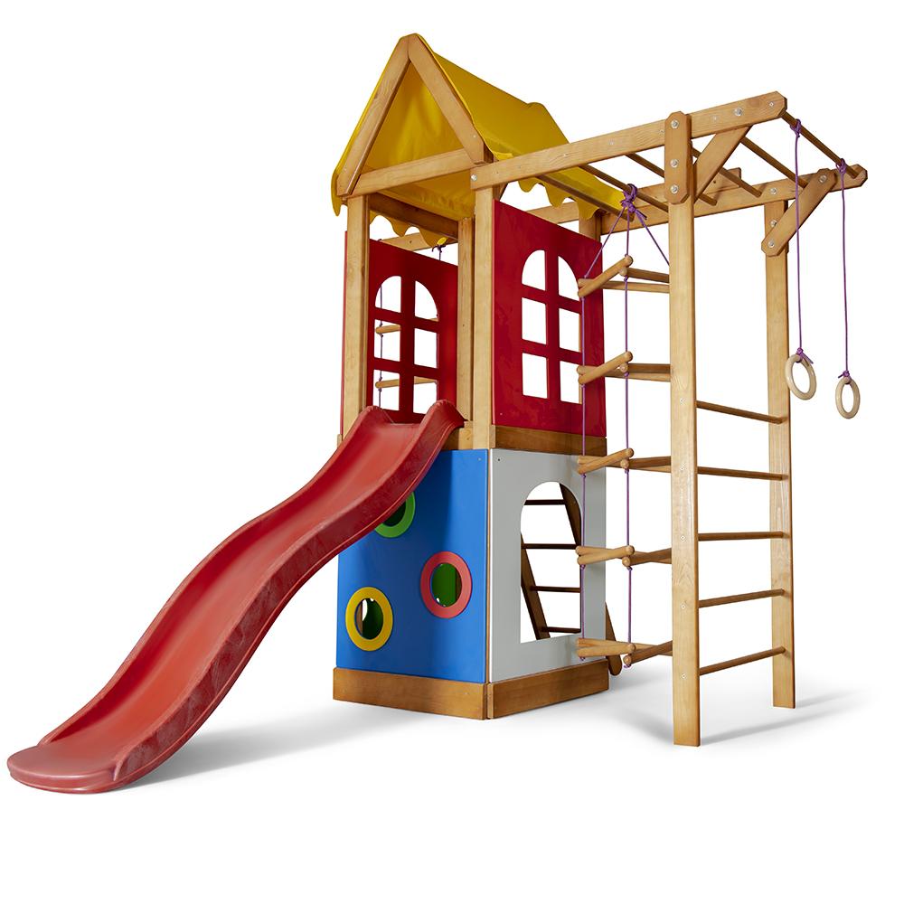 Детский игровой комплекс Babyland-23
