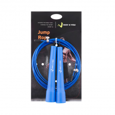 Cкакалка ULTRA SPEED CABLE ROPE 2 [w40035-bl]