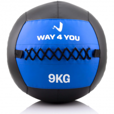 Набивной мяч (медбол) Way4you 9кг. w40147