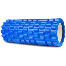 Foam Roller (массажный роллер одноцветный) Синий