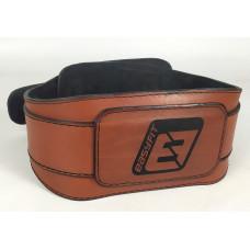 Пояс атлетический EasyFit Training Belt (коричневый)