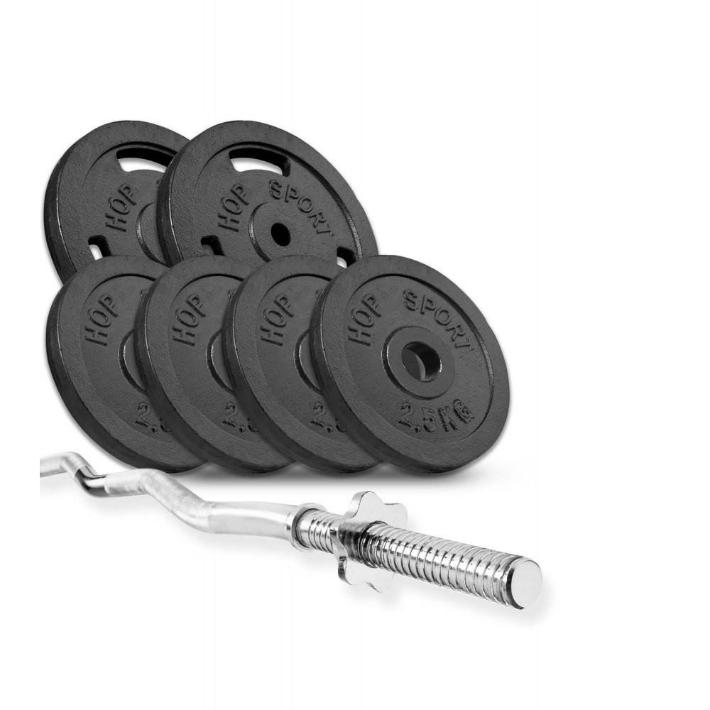 Штанга Hop-Sport 28 кг