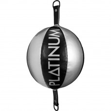 Пневмогруша на резинках TITLE Platinum Premier Double End Bag 2.0